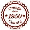 In Orange County Since 1950